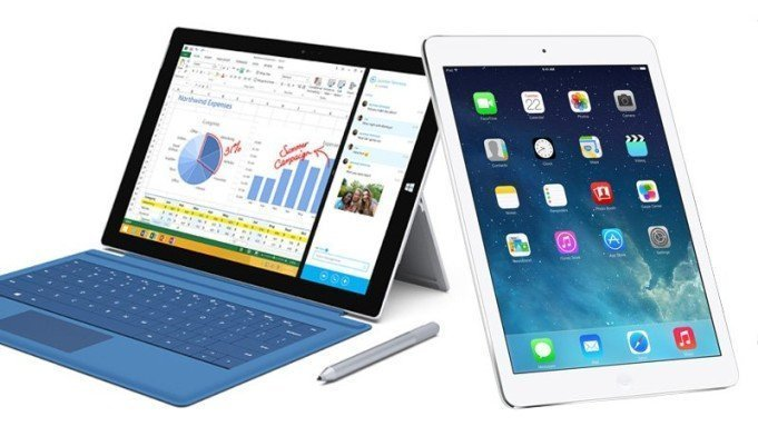 Surface-Pro-4-iPad-Pro-Apple-Microsoft