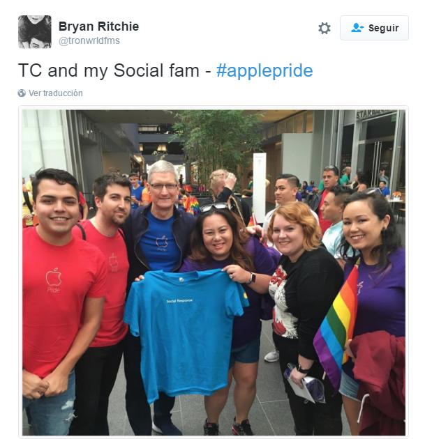 Servicio tecnico apple Orgullo Gay Domingo