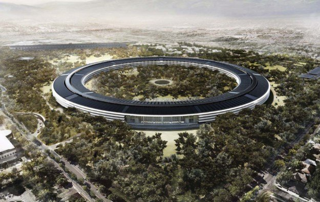 campus de apple por dentro