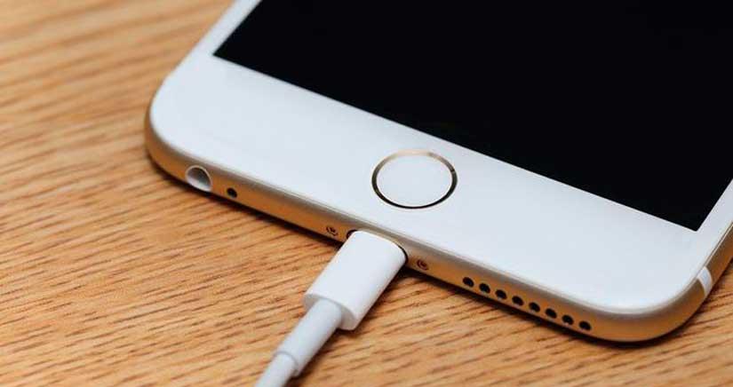Iphone pantalla apagada