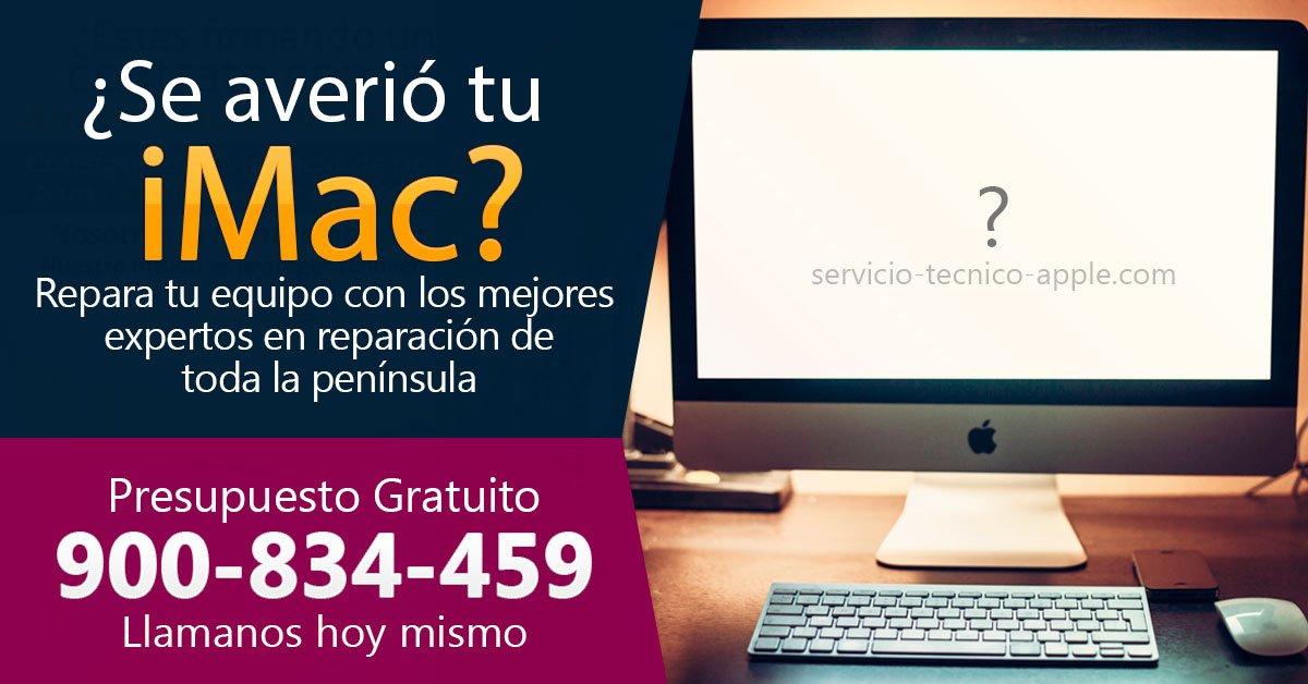 servicio tecnico apple reparacion mac