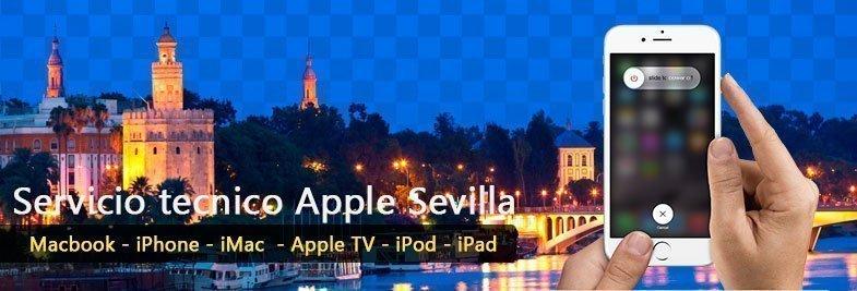 servicio tecnico apple sevilla