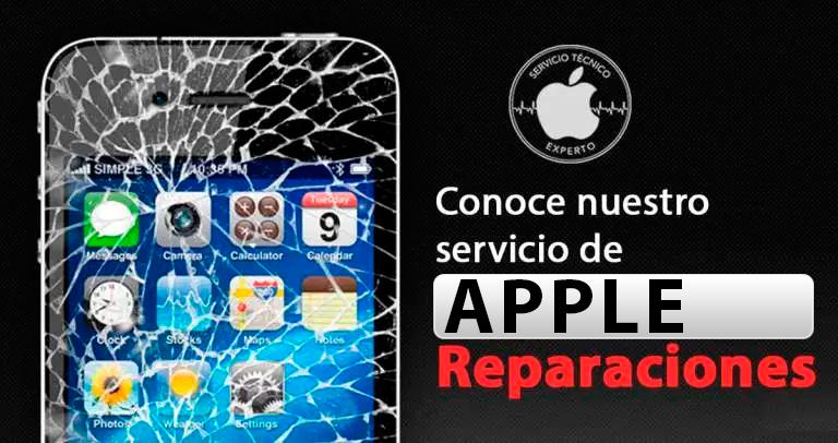 Apple reparaciones