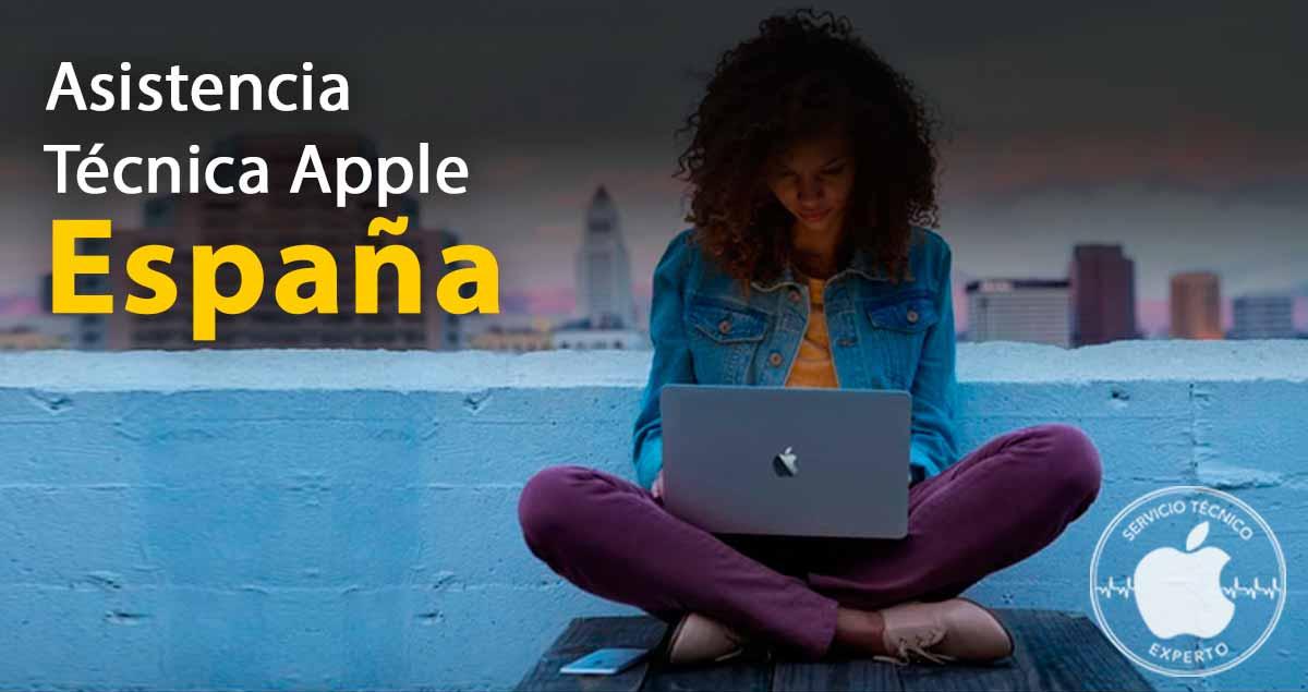 Asistencia tecnica apple españa
