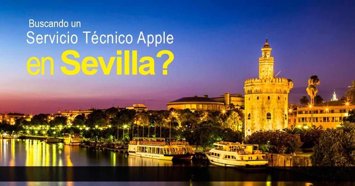 servicio técnico Apple Sevilla