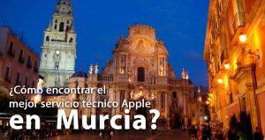 servicio técnico Apple en Murcia?