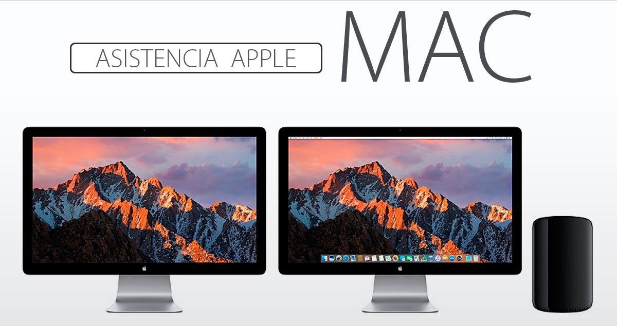 Asistencia Mac