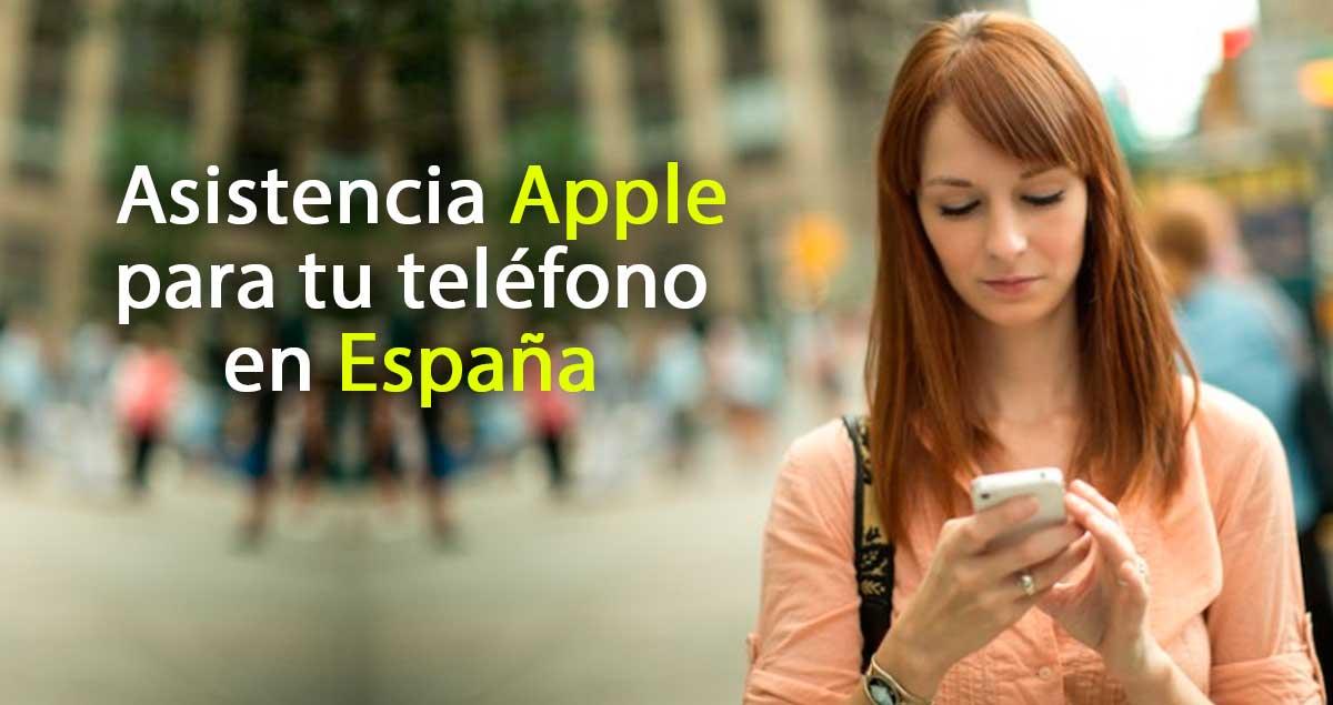 Asistencia tecnica Apple