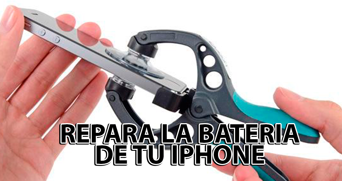 reparar iphone apple
