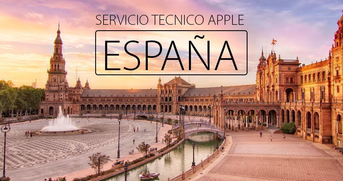 teléfono servicio técnico Apple España