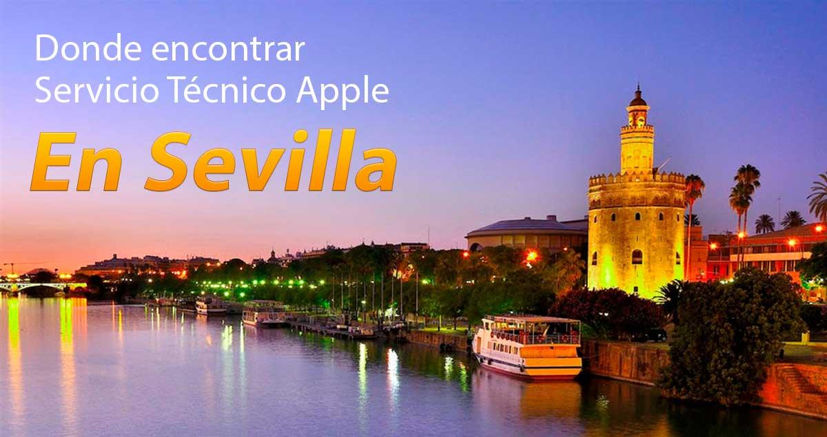 servicio técnico Apple en Sevilla