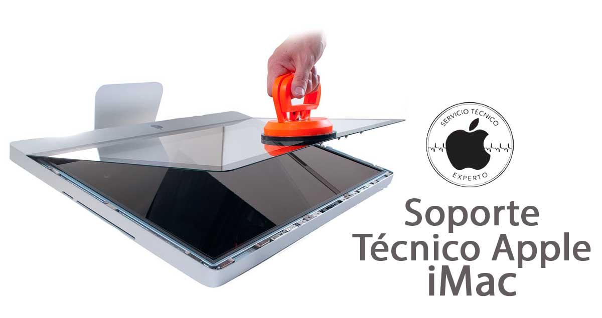 soporte tecnico para imac