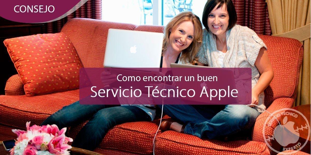 servicio de reparacion de apple