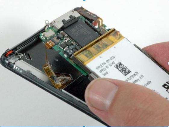 reparacion de ipod