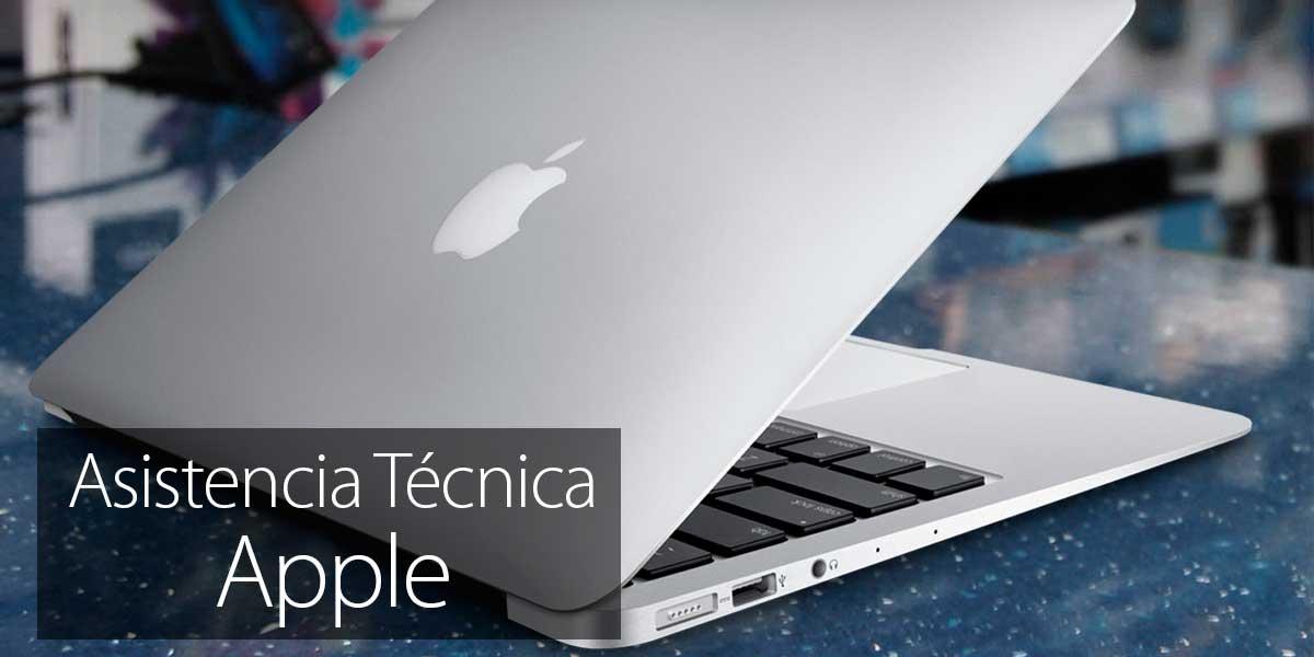 Apple asistencia tecnica