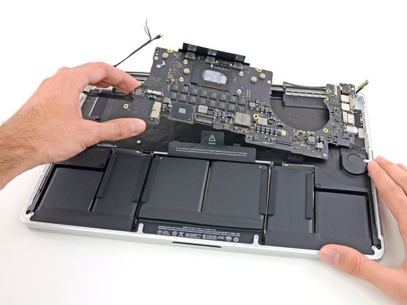 Servicio técnico MacBook pro Sevilla
