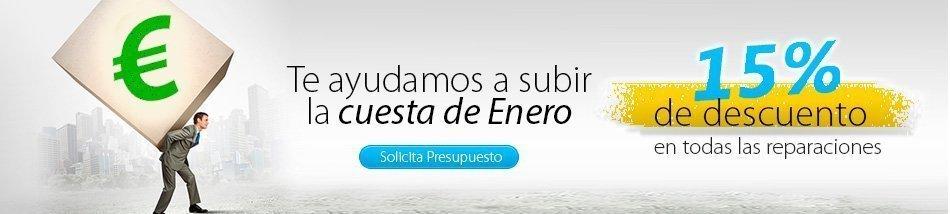 "Codigo cupon: ""CuestaEnero"""